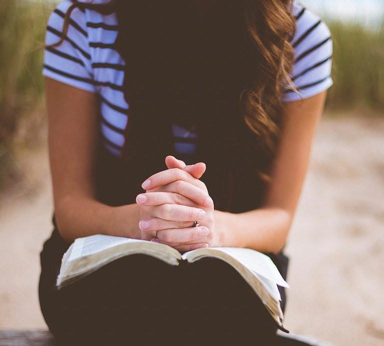 Bibel lesen (Konfirmanden)
